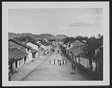 Kandy street scene 1895